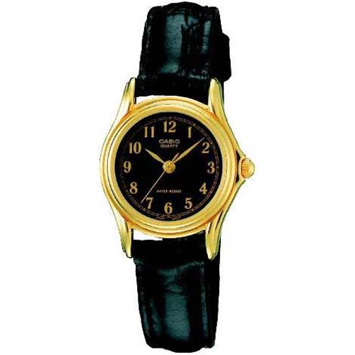 Женские часы Casio Collections LTP-1096Q-1B