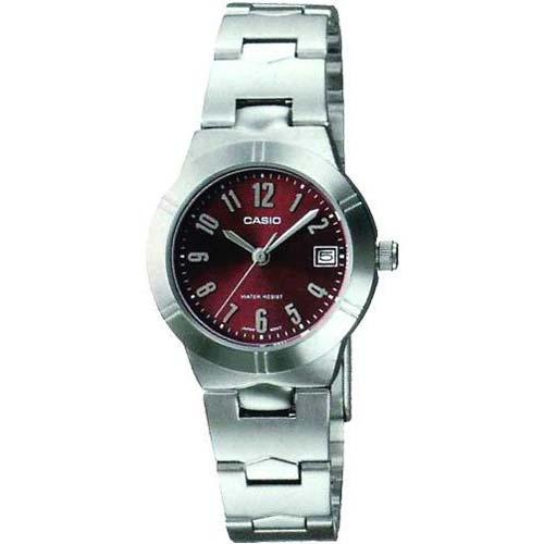 Женские часы Casio Collections LTP-1241D-4A2