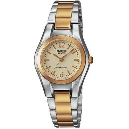 Женские часы Casio Collections LTP-1253SG-9A