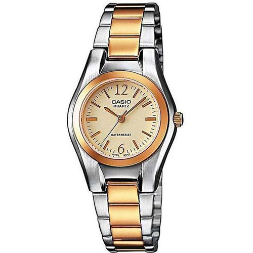 Женские часы Casio Collections LTP-1280PSG-9A