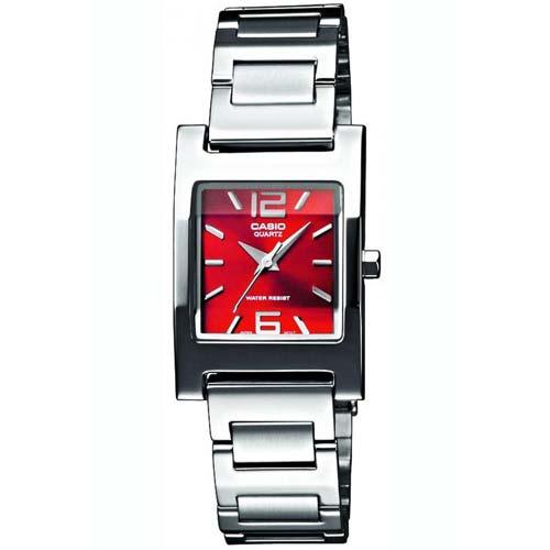 Женские часы Casio Collections LTP-1283PD-4A2