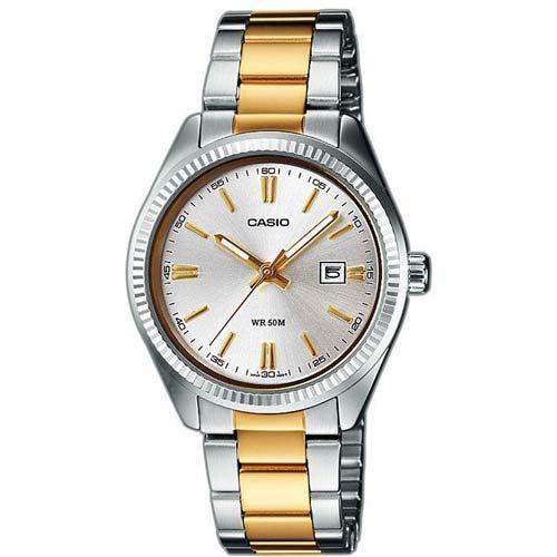 Женские часы Casio Collections LTP-1302PSG-7A