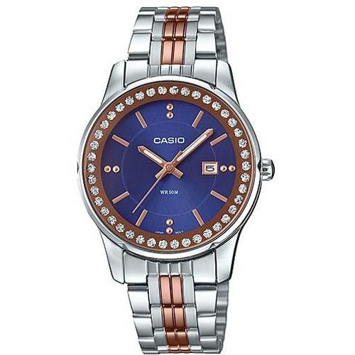 Женские часы Casio Collections LTP-1358RG-2A