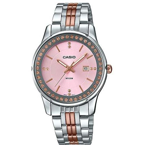 Женские часы Casio Collections LTP-1358RG-4A