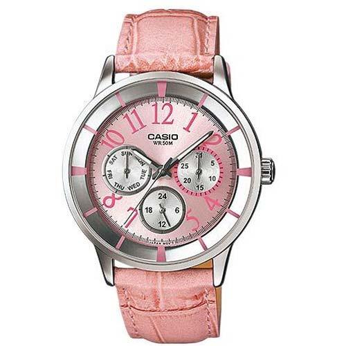 Женские часы Casio Collections LTP-2084L-4B2