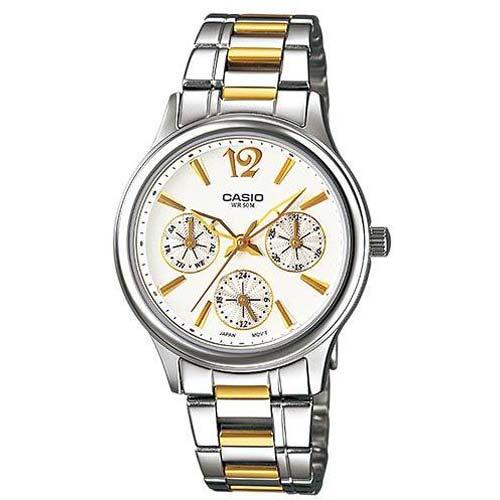 Женские часы Casio Collections LTP-2085SG-7A