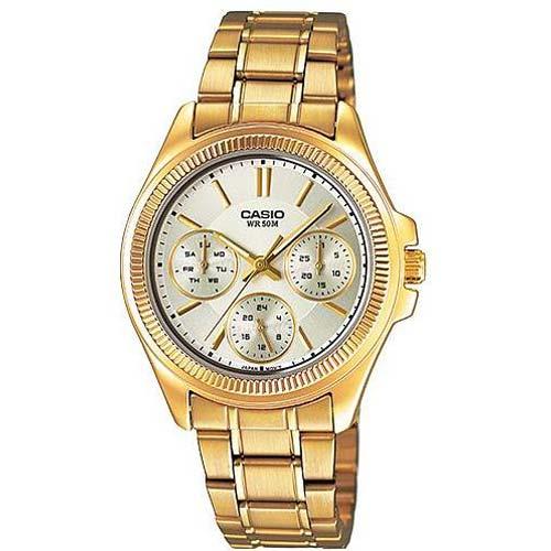 Женские часы Casio Collections LTP-2088G-9A