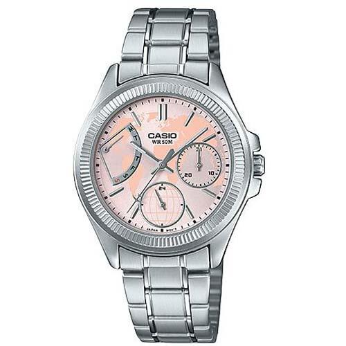 Женские часы Casio Collections LTP-2089D-4A