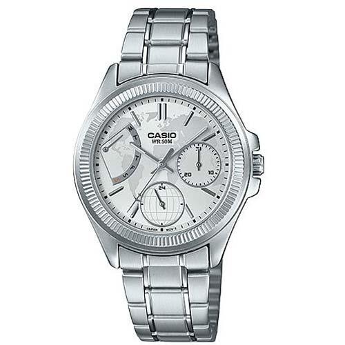 Женские часы Casio Collections LTP-2089D-7A2