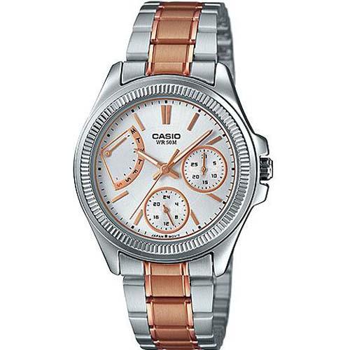 Женские часы Casio Collections LTP-2089RG-7A