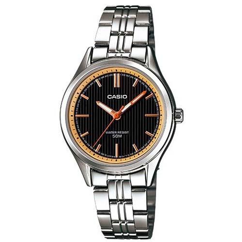 Женские часы Casio Collections LTP-E104D-1A