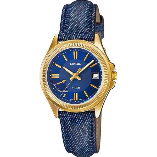 Женские часы Casio Collections LTP-E115GBL-2A