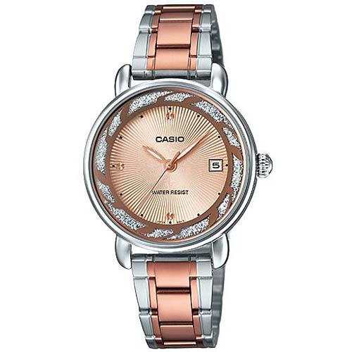Женские часы Casio Collections LTP-E120RG-9A
