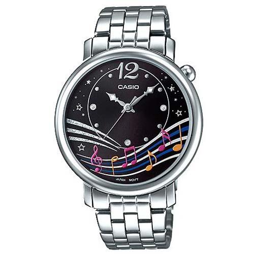 Женские часы Casio Collections LTP-E123D-1A
