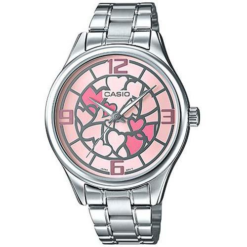 Женские часы Casio Collections LTP-E128D-4A