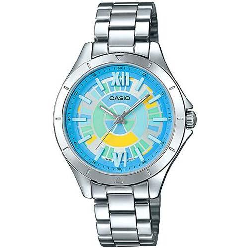 Женские часы Casio Collections LTP-E129D-2A