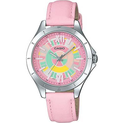 Женские часы Casio Collections LTP-E129L-4A