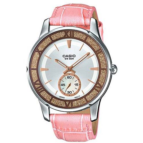 Женские часы Casio Collections LTP-E135L-4A