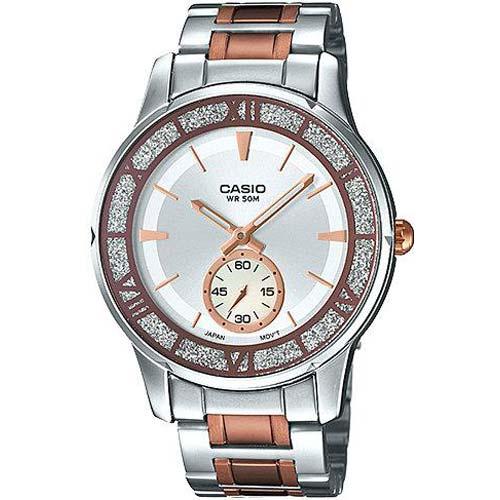 Женские часы Casio Collections LTP-E135RG-7A