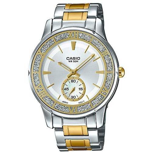 Женские часы Casio Collections LTP-E135SG-7A