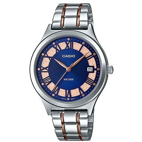 Женские часы Casio Collections LTP-E141RG-2A