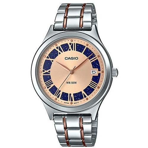Женские часы Casio Collections LTP-E141RG-9A