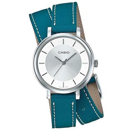 Женские часы Casio Collections LTP-E143DBL-3A