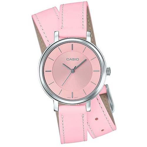 Женские часы Casio Collections LTP-E143DBL-4A2