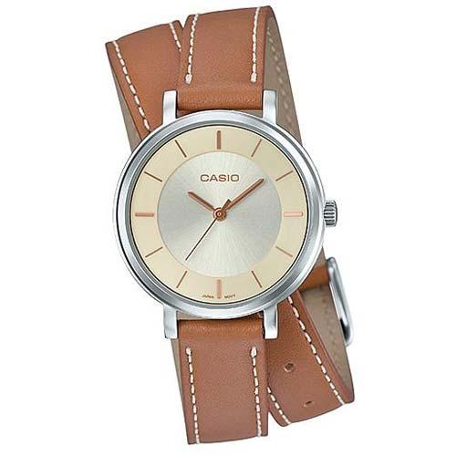 Женские часы Casio Collections LTP-E143DBL-5A