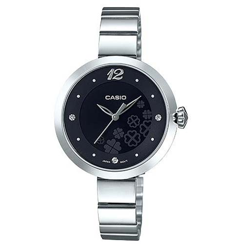 Женские часы Casio Collections LTP-E154D-1A