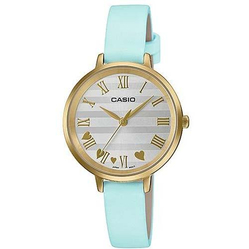 Женские часы Casio Collections LTP-E160GL-2A