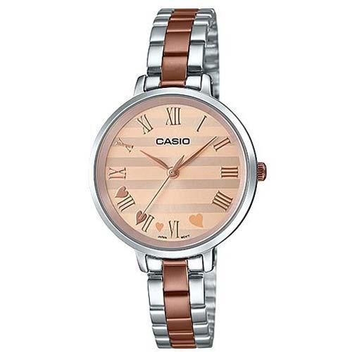Женские часы Casio Collections LTP-E160RG-9A