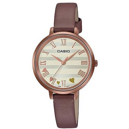 Женские часы Casio Collections LTP-E160RL-5A