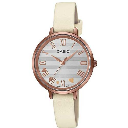 Женские часы Casio Collections LTP-E160RL-7A