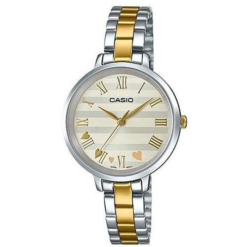 Женские часы Casio Collections LTP-E160SG-9A