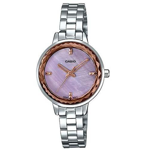 Женские часы Casio Collections LTP-E162D-4A
