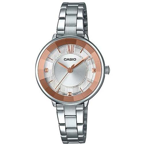 Женские часы Casio Collections LTP-E163D-7A2