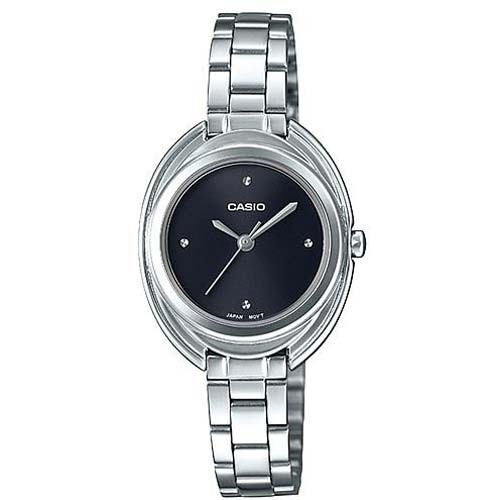 Женские часы Casio Collections LTP-E166D-1C