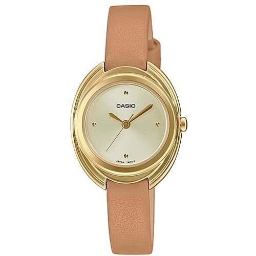 Женские часы Casio Collections LTP-E166GL-9C