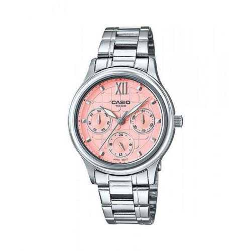 Женские часы Casio Collections LTP-E306D-1B