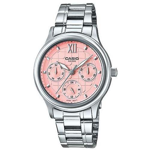 Женские часы Casio Collections LTP-E306D-4A