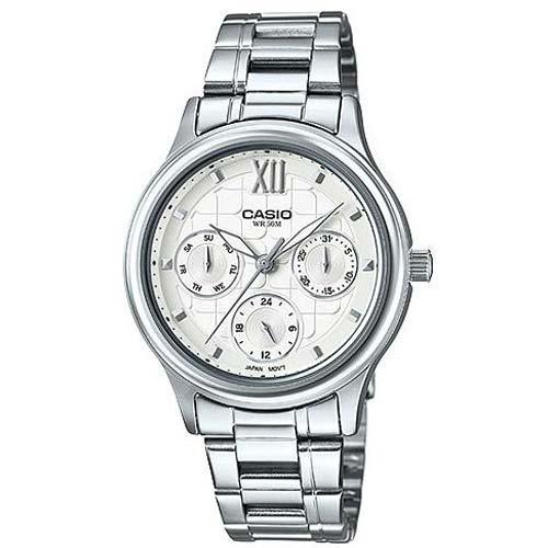 Женские часы Casio Collections LTP-E306D-7A