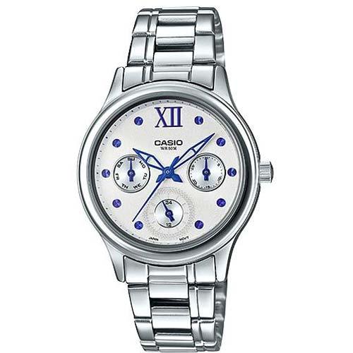 Женские часы Casio Collections LTP-E306D-7A2