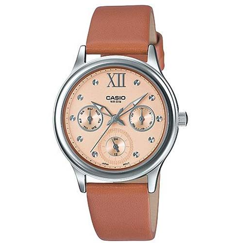 Женские часы Casio Collections LTP-E306L-5A