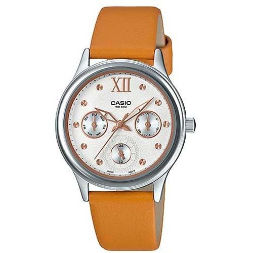 Женские часы Casio Collections LTP-E306L-7A2