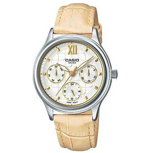 Женские часы Casio Collections LTP-E306L-7B