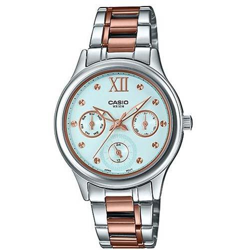 Женские часы Casio Collections LTP-E306RG-2A