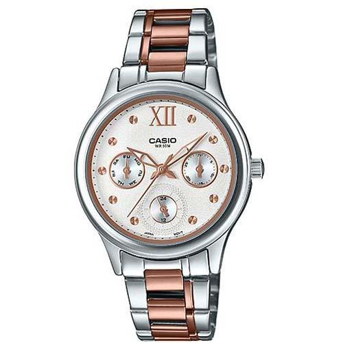Женские часы Casio Collections LTP-E306RG-7A2