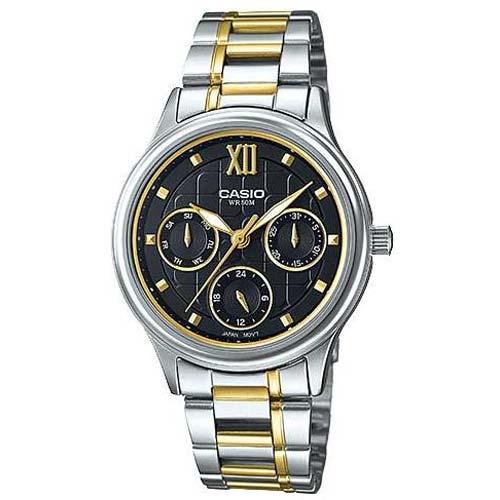 Женские часы Casio Collections LTP-E306SG-1A