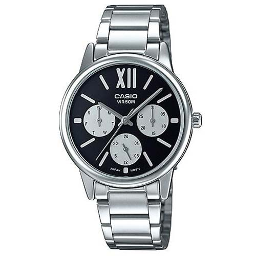 Женские часы Casio Collections LTP-E312D-1B